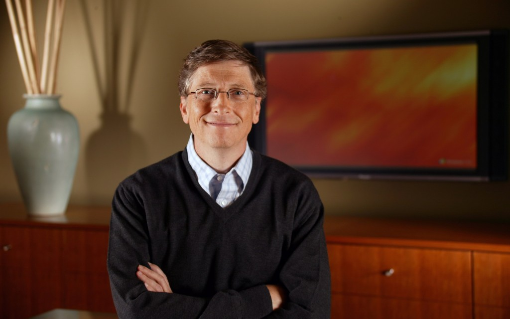 bill gates world richest man microsoft