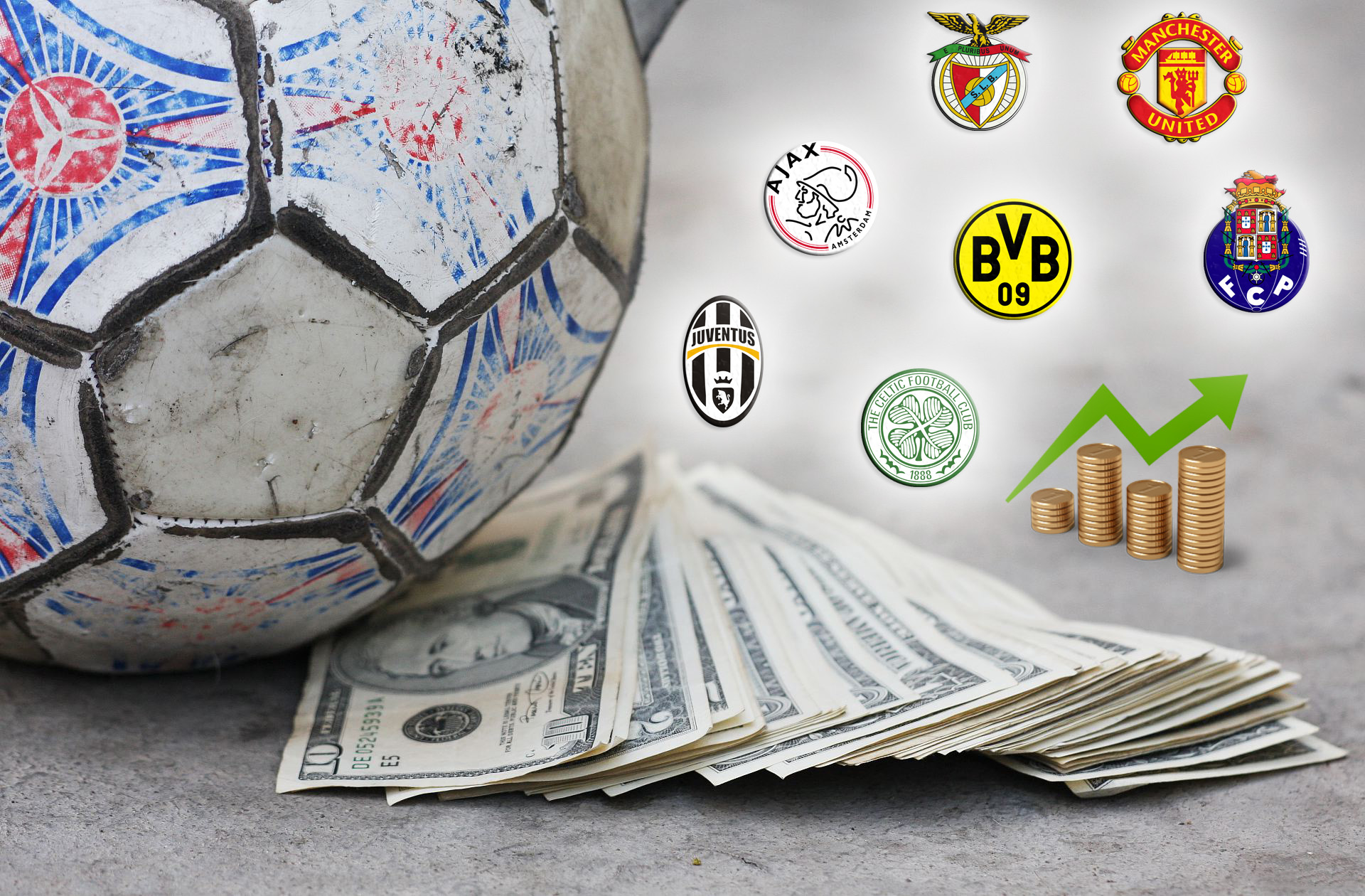 Football clubs listed on stock markets