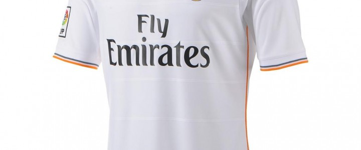 Real Madrid new main jersey and uniform for 2013-2014 got leaked