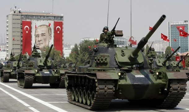 Turkey military army forces