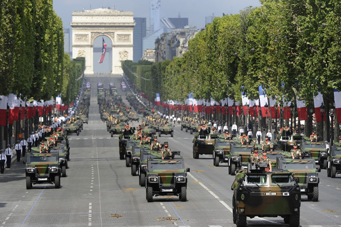 France military army forces
