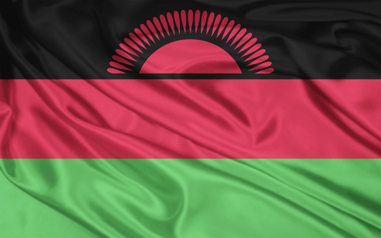 Malawi flag and wallpaper