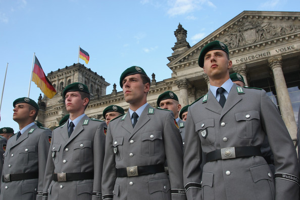 Germany military army forces