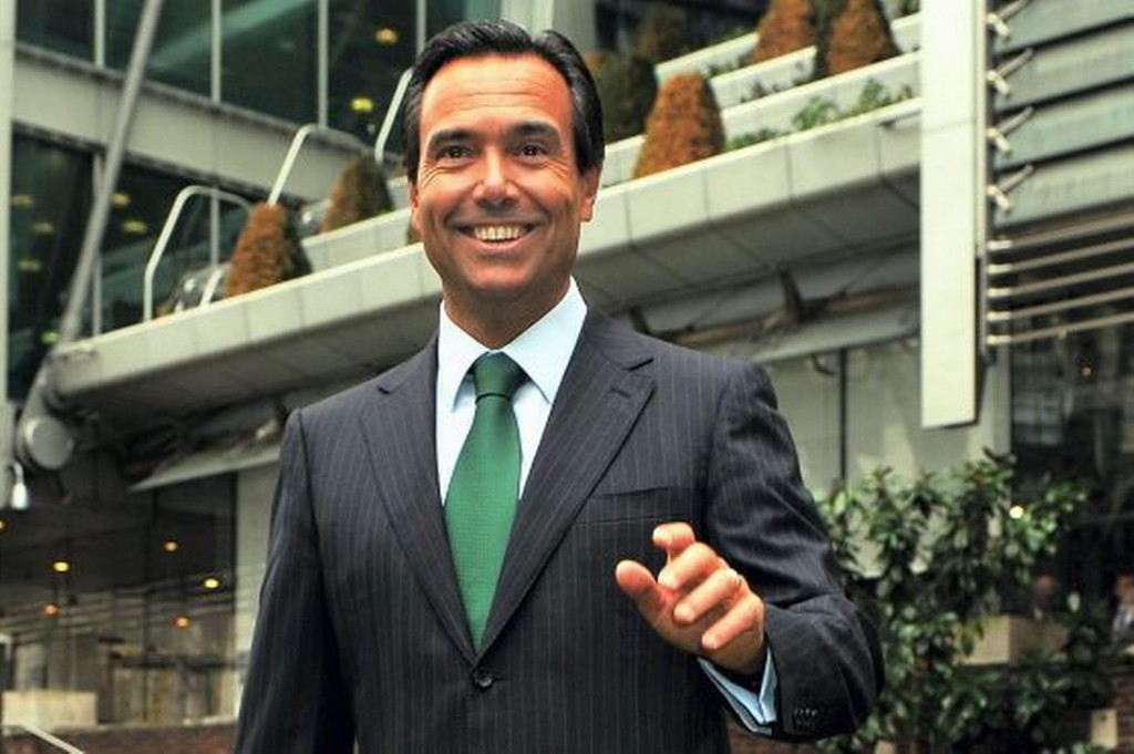 horta osorio lloyds bank london ceo chairman