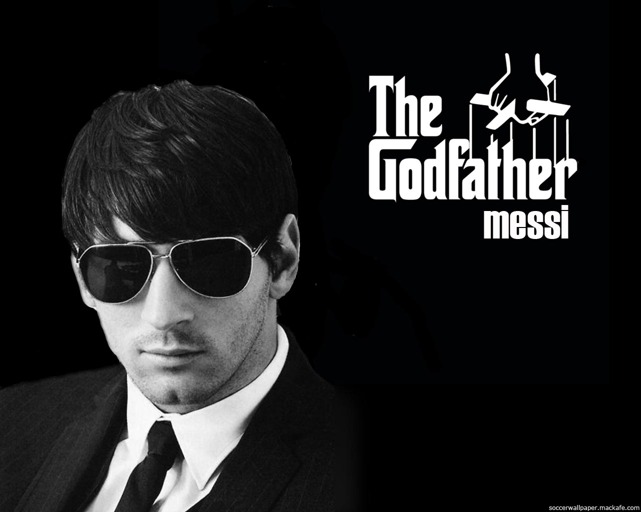 Lionel Messi wallpaper, the godfather evading taxes