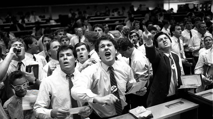 Stock markets panic and big sell out