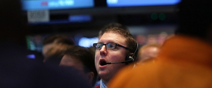 Stock markets caught on surprise