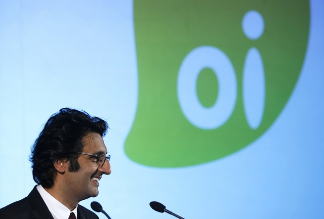 Zeinal Bava, the new CEO of Oi, in Brazil