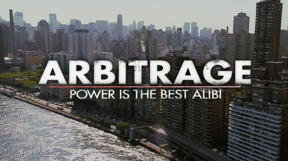 Arbitrage in finance - power is the best alibi