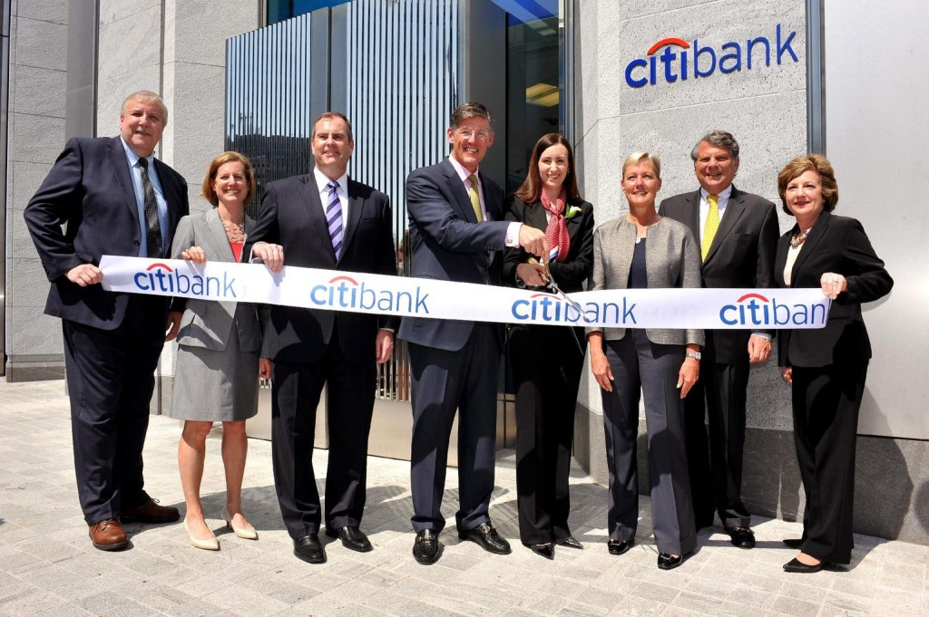 Michael Corbat team ceo citibank results earnings profit wall street