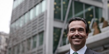 António Horta Osório, Lloyds Bank Group CEO and best banker in 2013