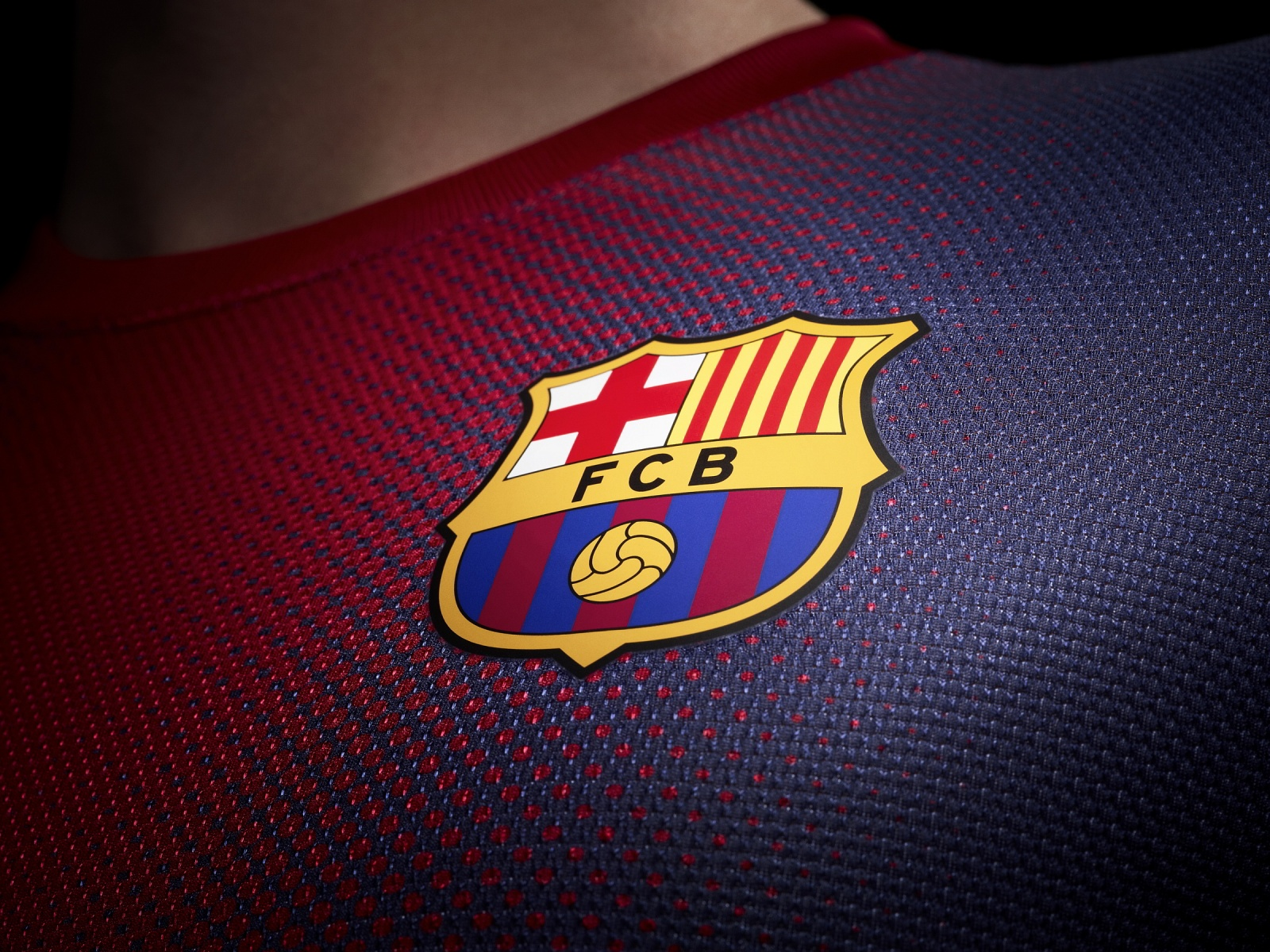 Barcelona new jersey for 2013-2014