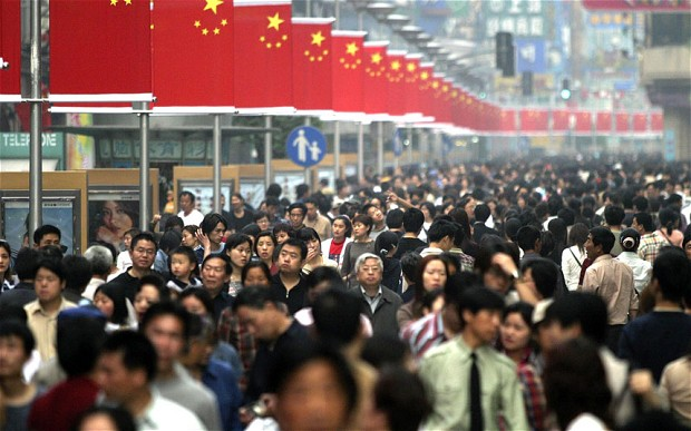 China has the biggest population in the World