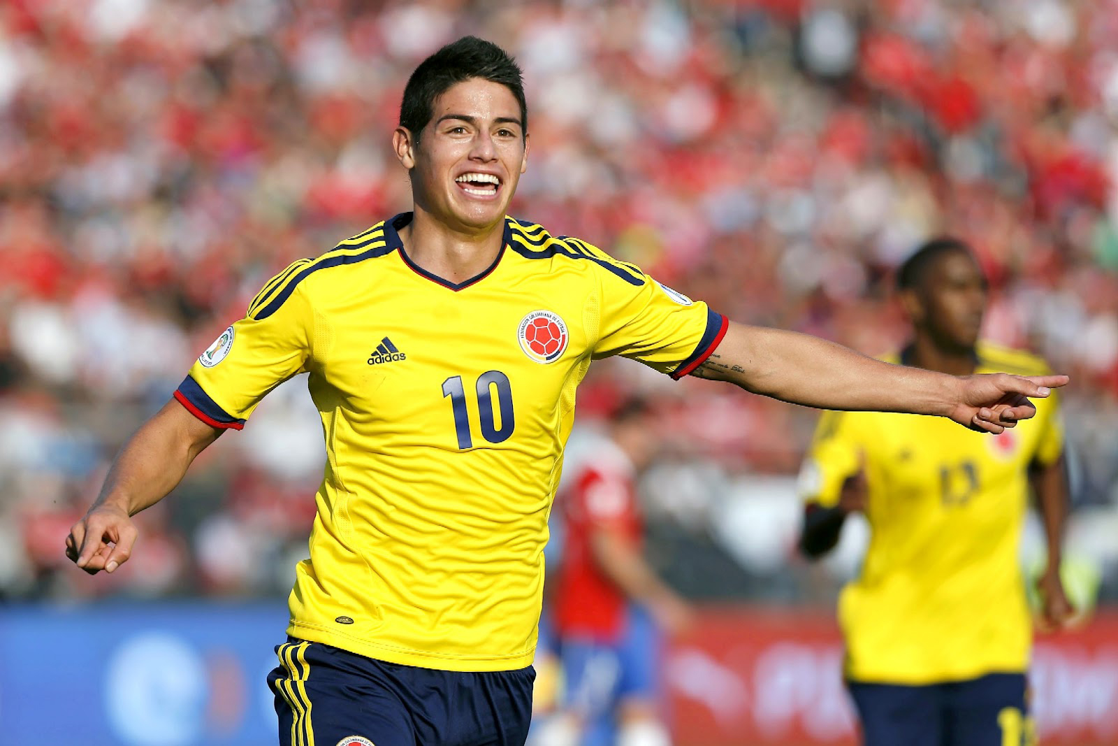 James Rodriguez, AS Monaco new jersey for 2013-2014