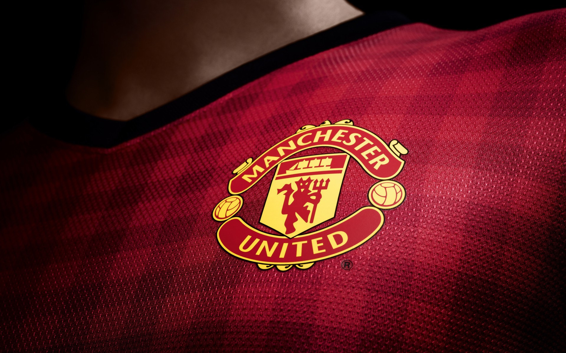 Manchester United new jersey for 2013-2014