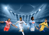 The top transfers of 2013-2014, Gareth Bale, Falcao, Cavani and Neymar wallpaper