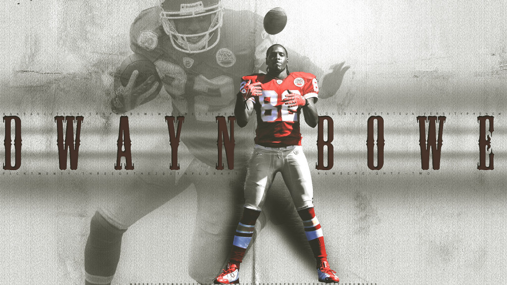 Dwayne Bowe, Kansas City Chiefs, 2013-2014 wallpaper