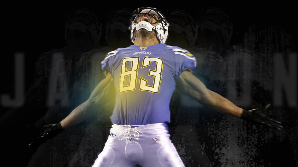 Vincent Jackson, San Diego Chargers wallpaper