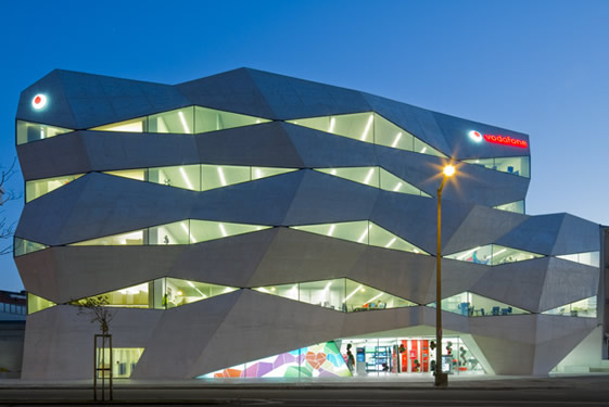 Vodafone and Verizon close third largest deal ever vodafone portugal porto office siza vieira