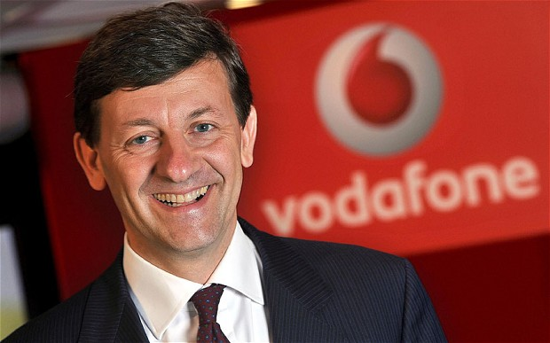 vittorio colao vodafone ceo Vodafone and Verizon close third largest deal ever