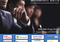 ModelOff 2013 flyer and wallpaper