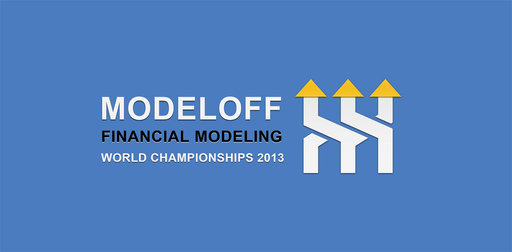 ModelOff 2013 - Financial Modeling logo