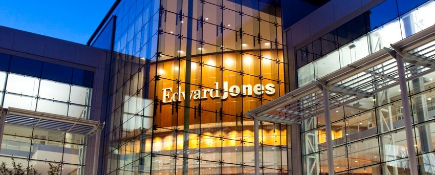 Edward Jones Real Estate headquarters wallpaper