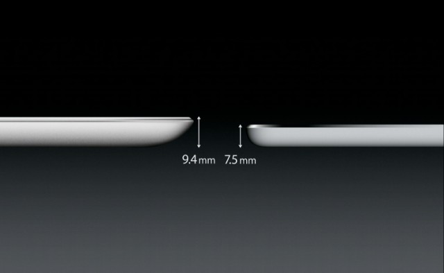 ipad air thickness best tablet thick