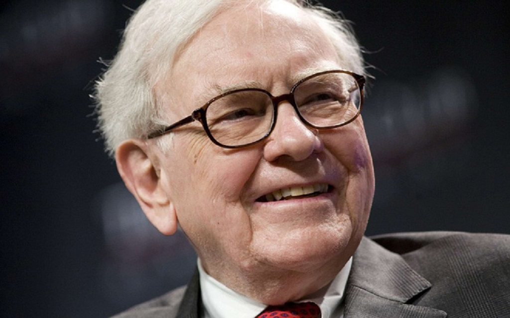 Warren Buffet, during a stock markets speech