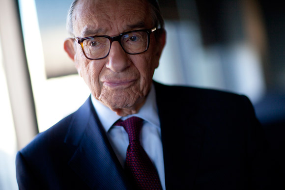 alan greenspan keynes good or bad