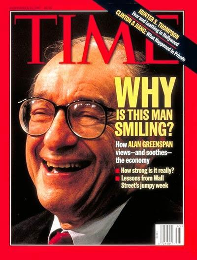 alan greenspan time magazine