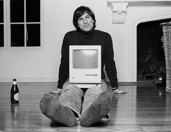 jobs with macintosh mac first pc apple
