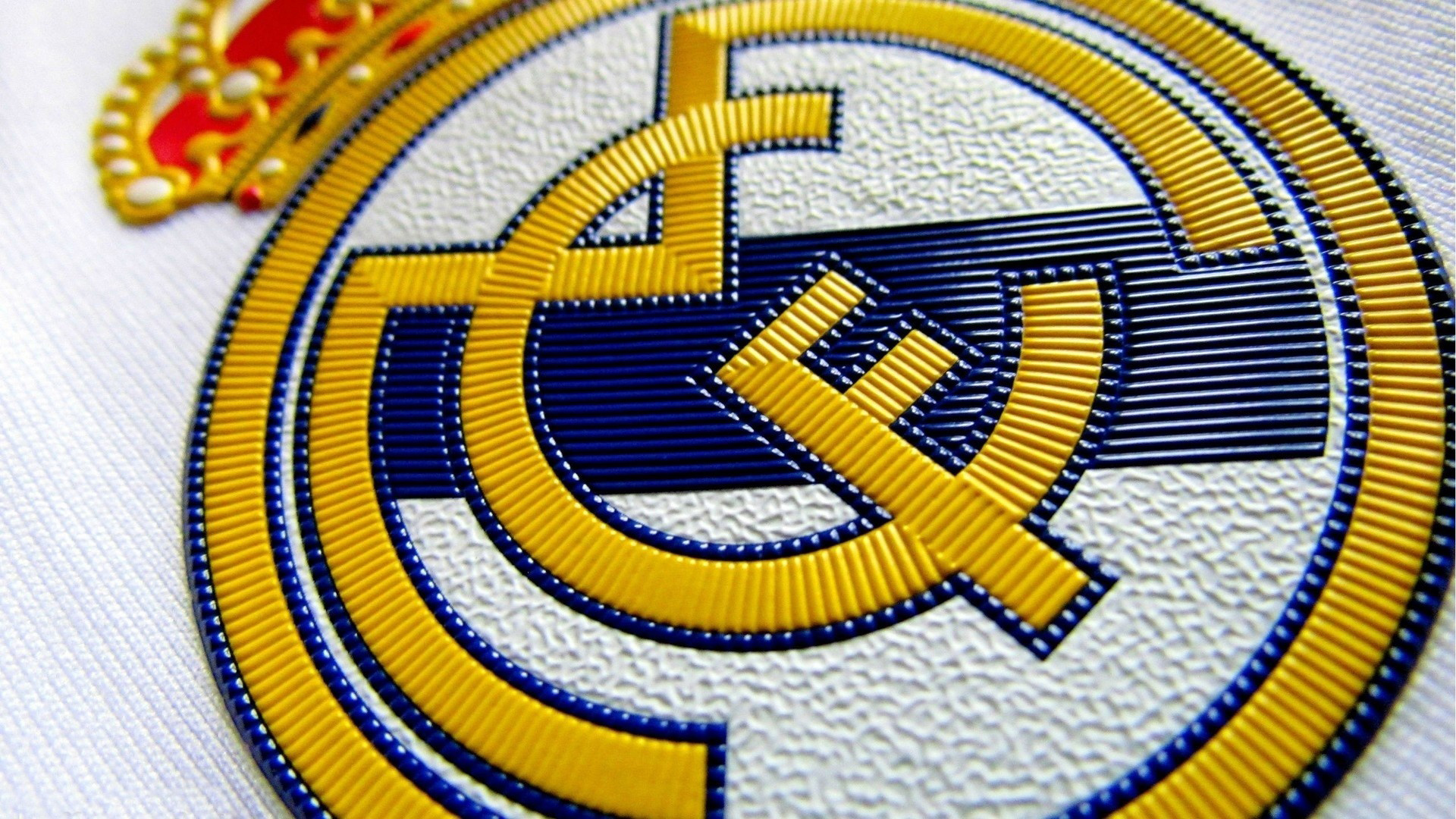 Real Madrid flag wallpaper