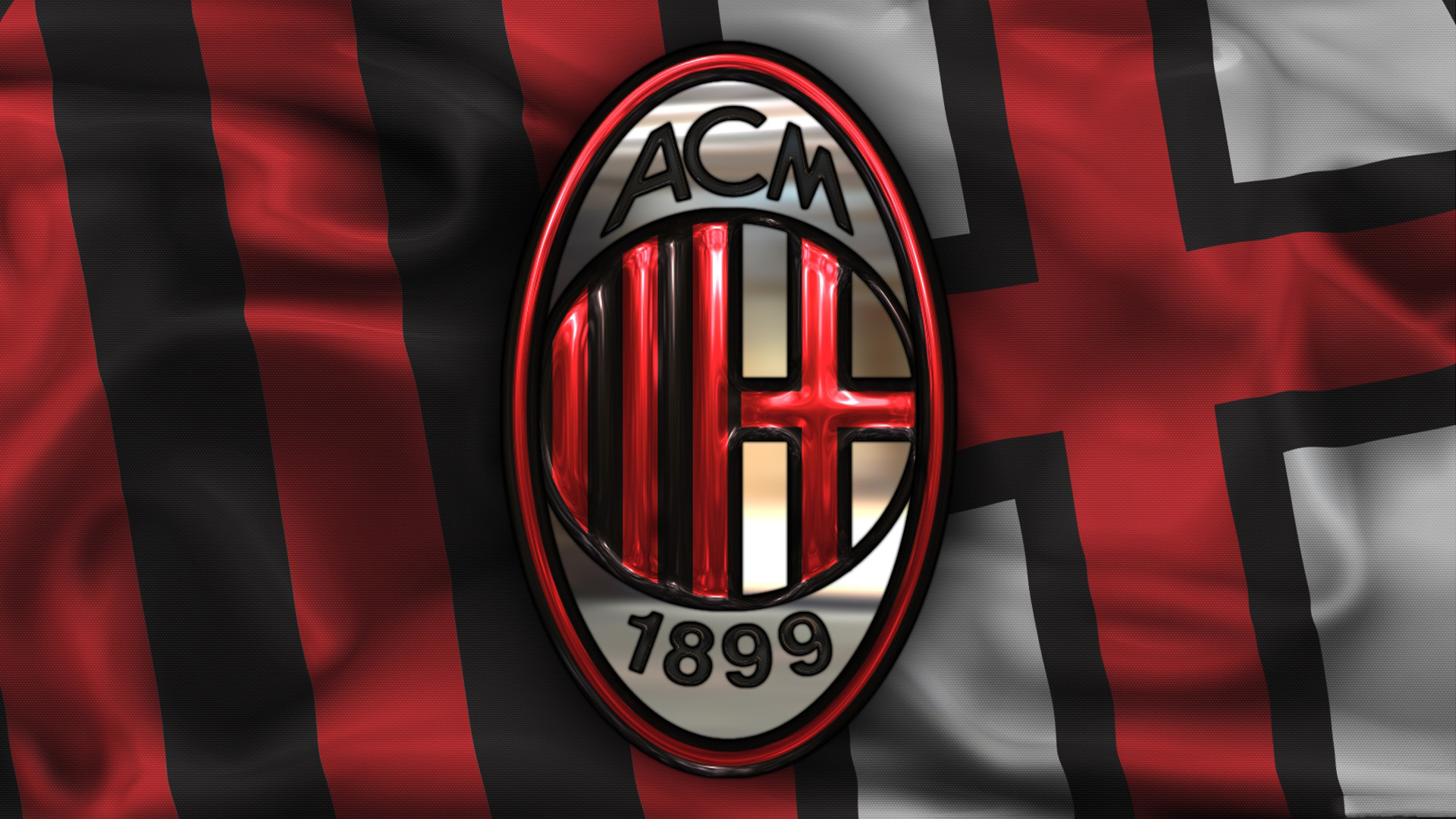 AC Milan flag wallpaper
