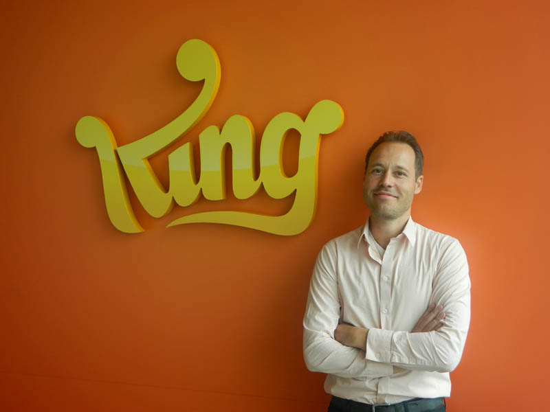 ceo candy crush King Digital Entertainment image photo pic 2014 ipo