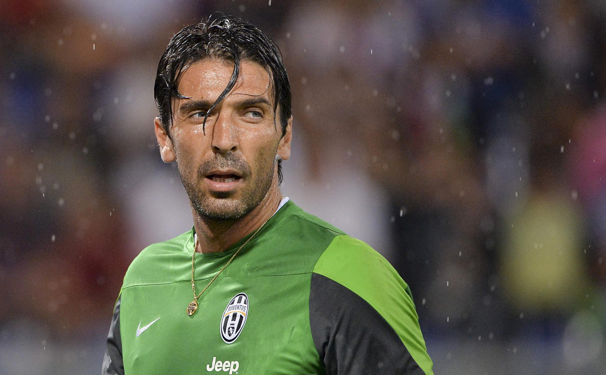 Gianluigi Buffon in Juventus 2014