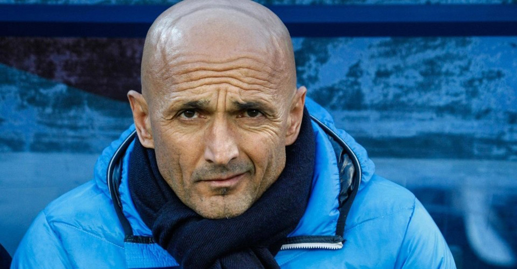 Luciano Spalletti Zenit St Peterburg manager