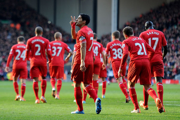 Liverpool most valuable team world sports 2014 forbes ranking richest money transfers salary finances