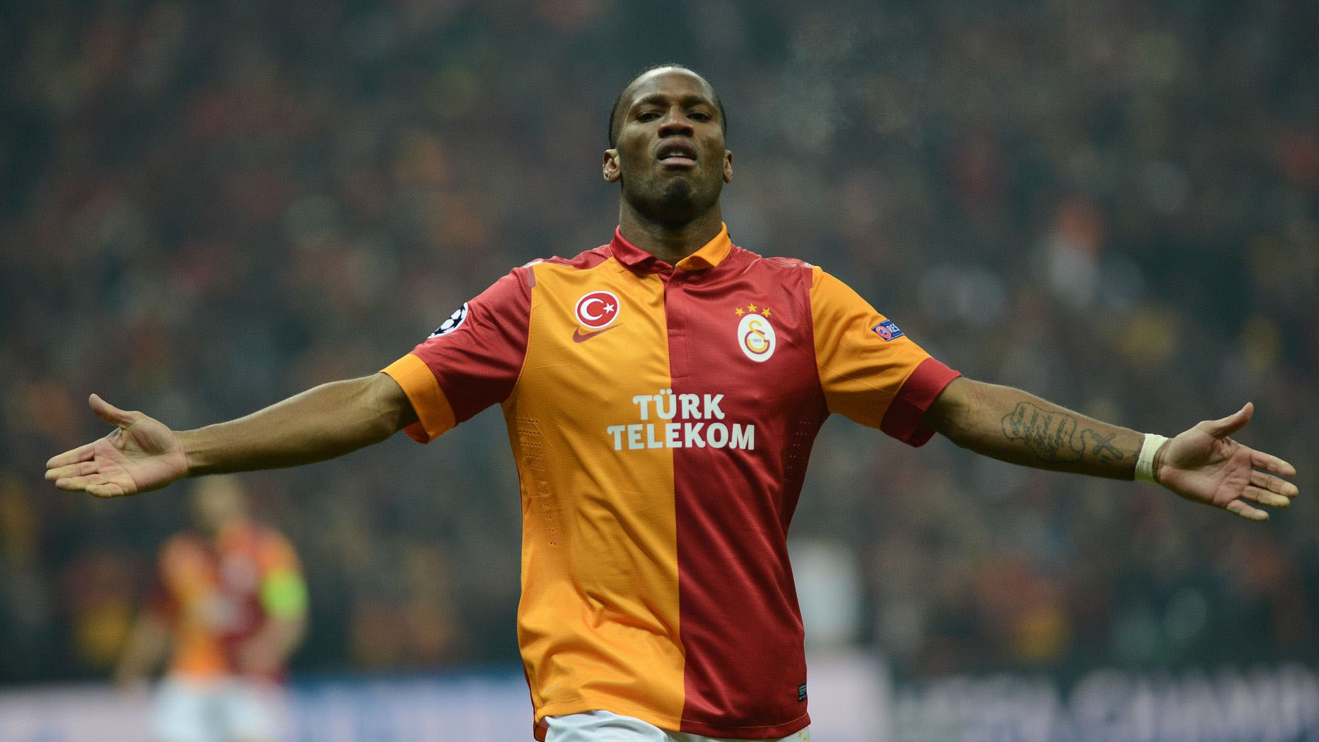 Didier Drogba Galatasaray wallpaper