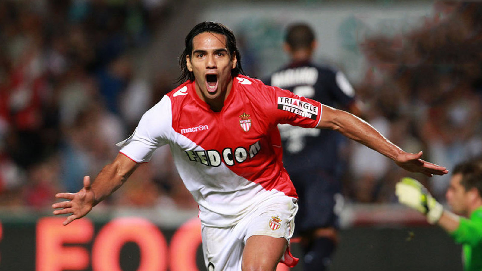 Radamel Falcao AS Monaco wallpaper