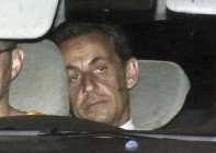Former French President Nicolas Sarkozy was accused of active corruption after being retained in custody in Paris and interrogated for 15 hours