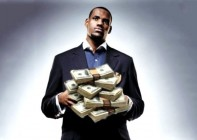LeBron James is money driven