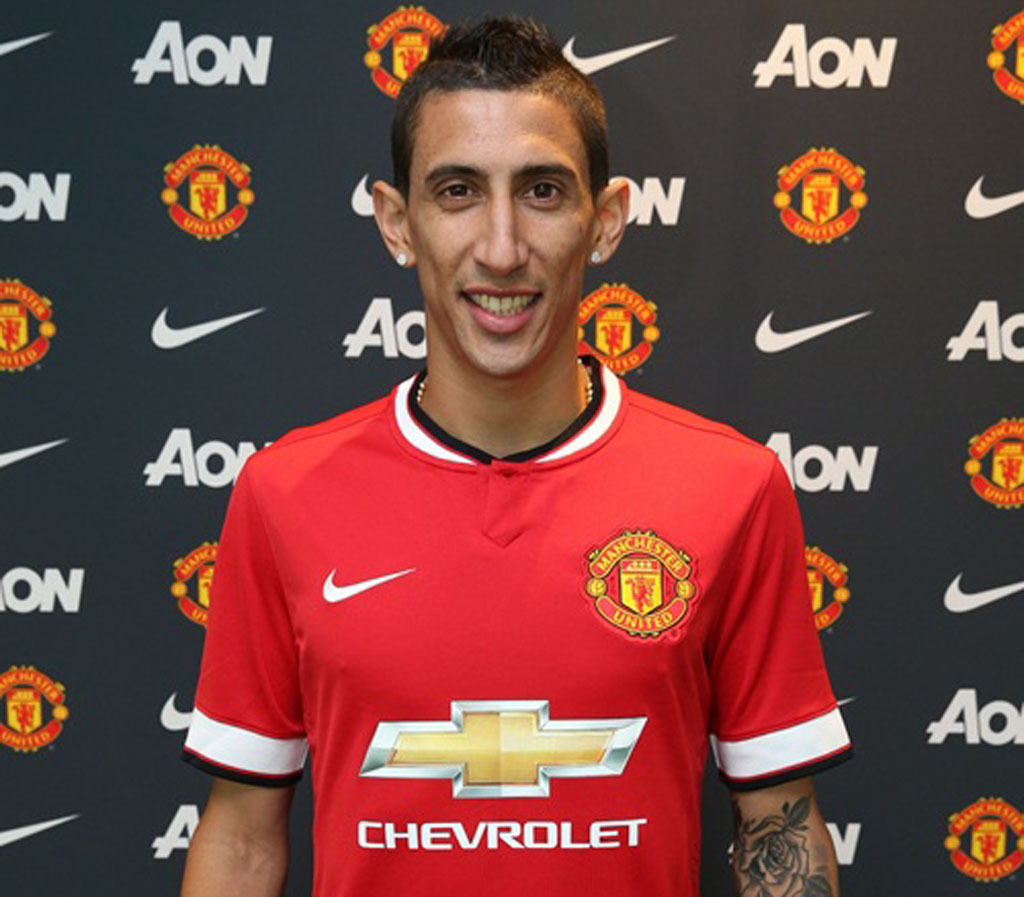 The Top 10 Most Expensive Football Transfers In 2014 2015