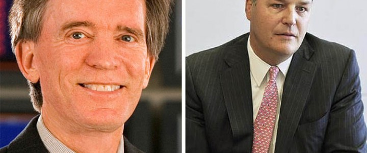 Bill Gross leaves Pimco and wil work with Dick Weil at Janus