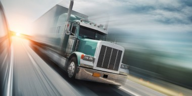 Truck accidents and speeding