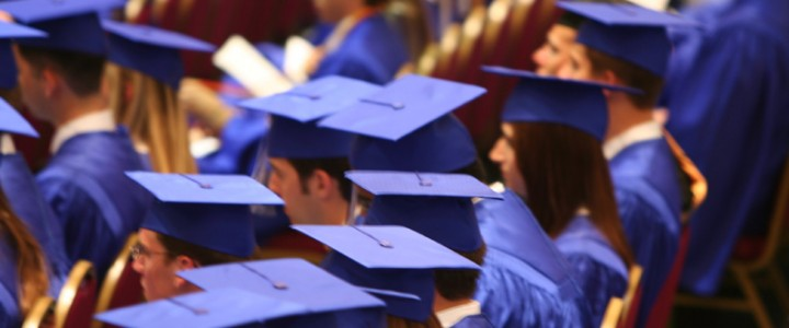 Higher Education - The graduation moment