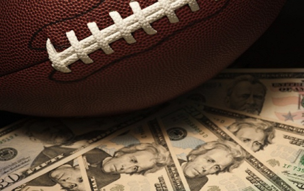 NFL football and sports betting in the US