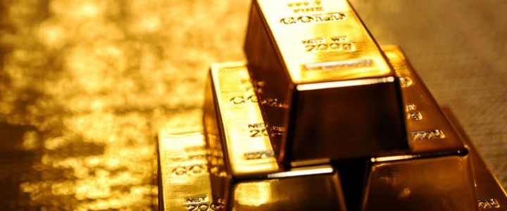 Gold bars commodities