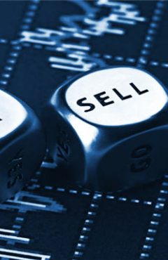 Buy and sell trading dices