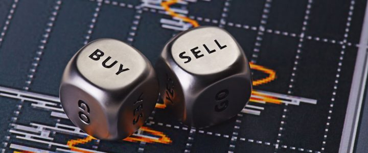 Buy Sell dices in trading